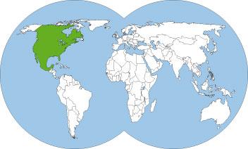World-map-Pogonomyrmex-barbatus-red-harvester-ant